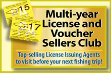 Gifts for fishermen this holiday season reel fish 39 n for Pa fishing laws