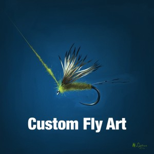 Custom Fly Art