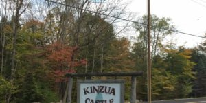 Kinzua Castle here we come