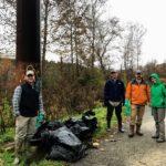 Montour Run Stream Clean up